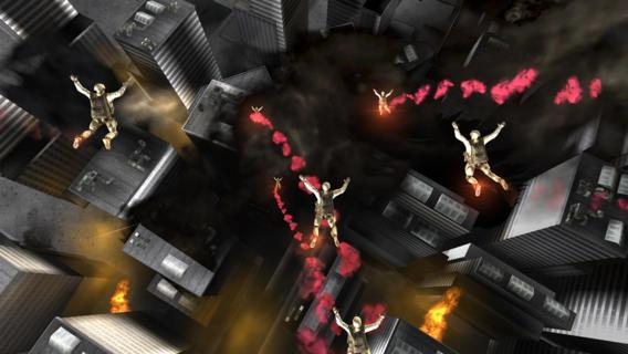 Godzilla Strike Zone 1.0 for iOS (iPhone screenshot 002)