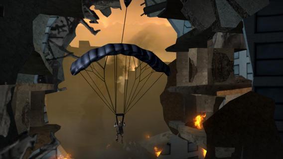 Godzilla Strike Zone 1.0 for iOS (iPhone screenshot 003)