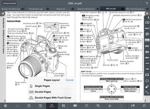 GoodReader 4 for iOS (iPad screenshot 001)