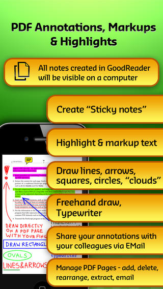 GoodReader 4 for iOS (iPhone screenshot 001)