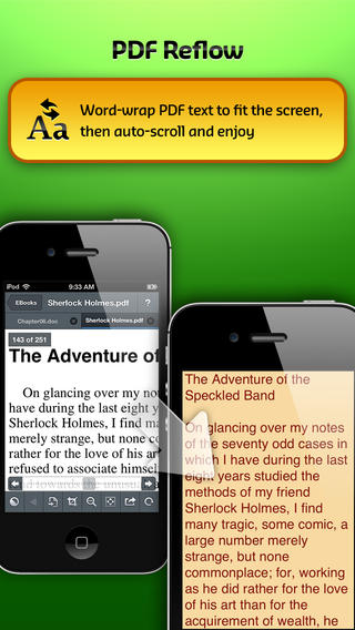 GoodReader 4 for iOS (iPhone screenshot 002)