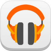 Google Play Music for iOS 1.2.1.1787 (app icon, small)