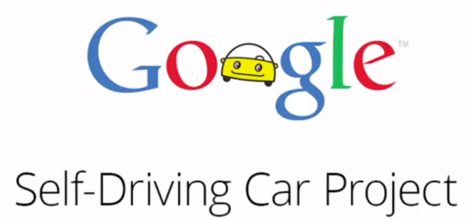 Google Self-Driving Car Logo (medium 001)