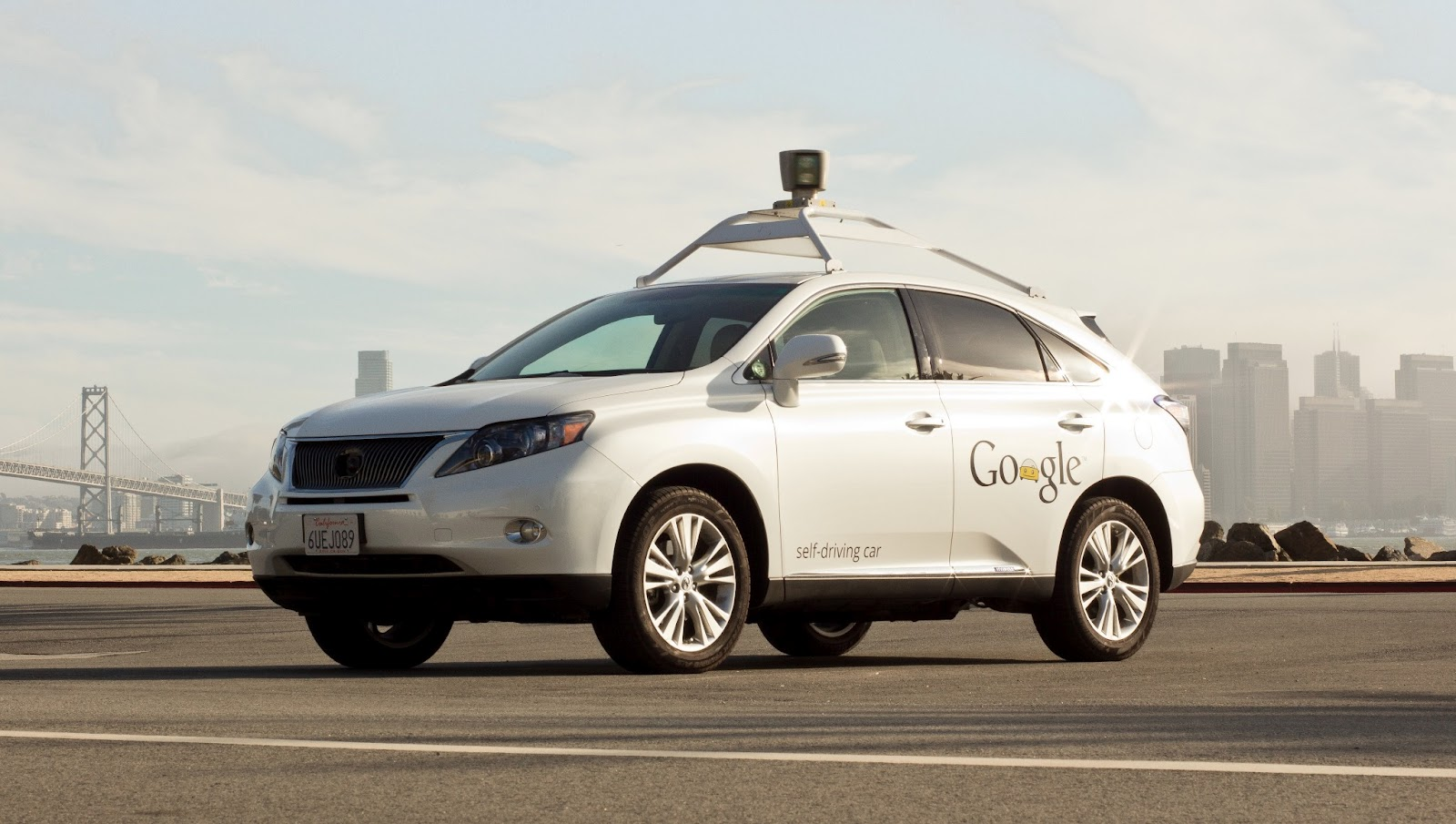 Google self-driving car (image 001)