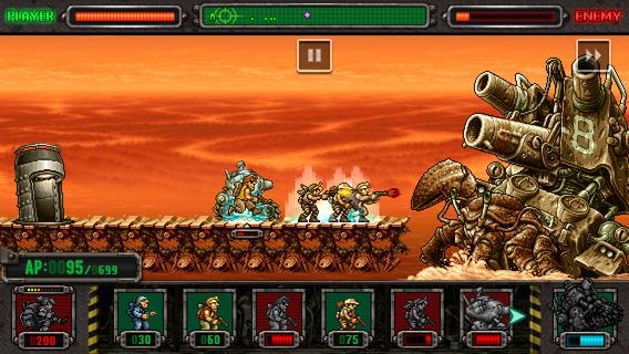 Metal Slug Defense 1