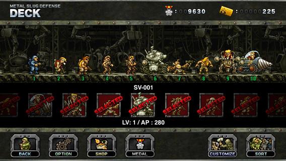 Metal Slug Defense 2