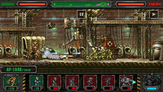 Metal Slug Defense 3
