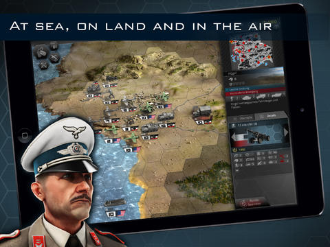 Panzer Tactics HD 1.0 for iOS (iPad screenshot 006)