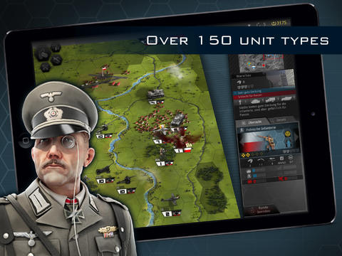 Panzer Tactics HD 1.0 for iOS (iPad screenshot 007)