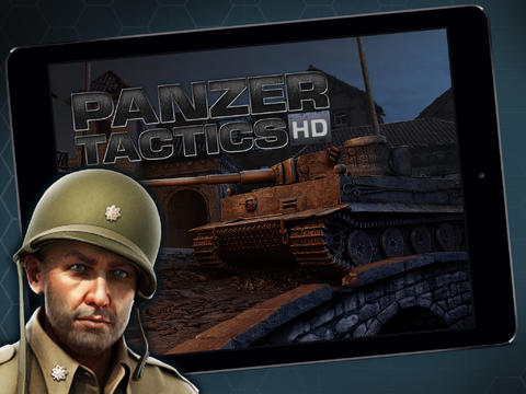 Panzer Tactics HD 1.0 for iOS (iPad screenshot 008)
