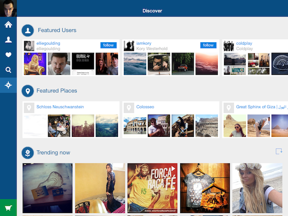 free download instagram for ipad mini