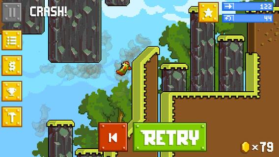 Rovio Retry 1.2.1 for iOS (iPhone screenshot 005)