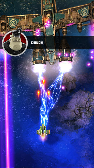Sky Force 2014 (iPhone screenshot 004)