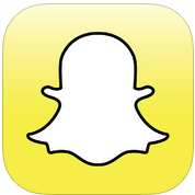 Snapchat 6.1.2 for iOS (app icon, small)