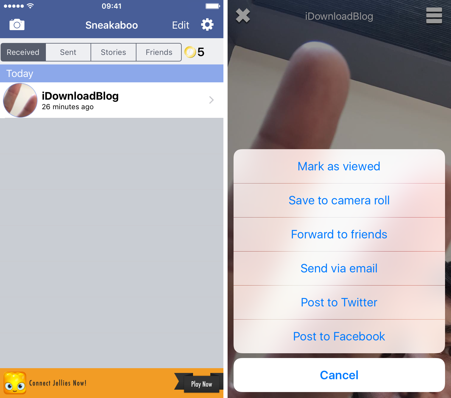 How to screenshot Snapchat without sending notification