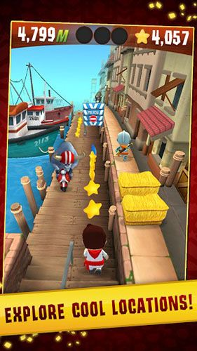 Stampede Run 2.42 for iOS (iPhone screenshot 001)