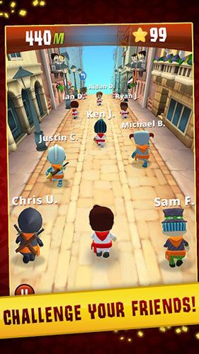 Stampede Run 2.42 for iOS (iPhone screenshot 002)