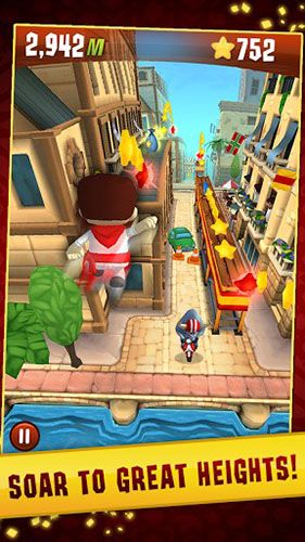 Stampede Run 2.42 for iOS (iPhone screenshot 003)
