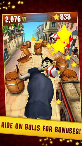 Stampede Run 2.42 for iOS (iPhone screenshot 004)