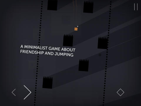 Thomas Was Alone 1.0 for iOS (iPhone screenshot 002)