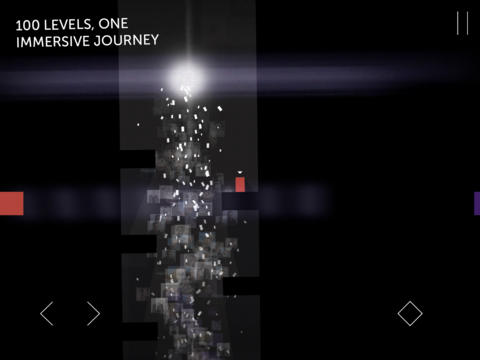 Thomas Was Alone 1.0 for iOS (iPhone screenshot 003)