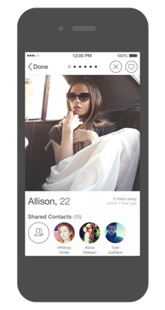 Tinder Phone