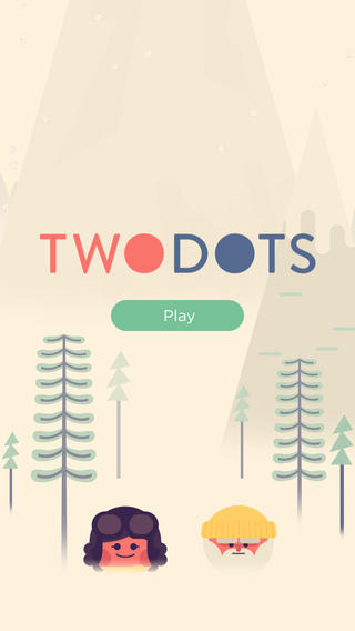 TwoDots 1.0 for iOS (iPhone screenshot 001)