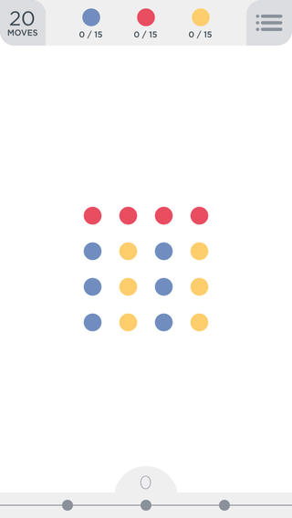 TwoDots 1.0 for iOS (iPhone screenshot 002)