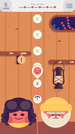 TwoDots 1.0 for iOS (iPhone screenshot 003)