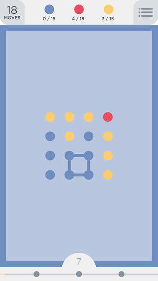 TwoDots 1.0 for iOS (iPhone screenshot 004)