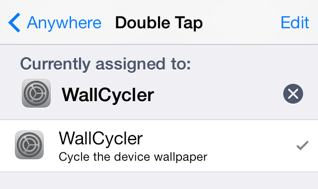 WallCycler Activator