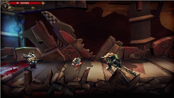 Warhammer 40K Carnage 1