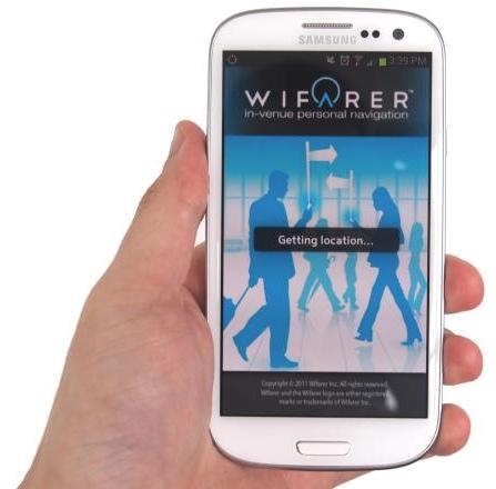 Wifarer app