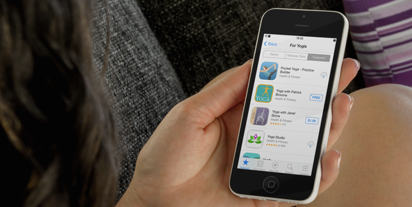 best yoga apps iPhone