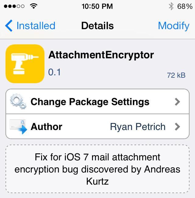 encrypt tweak