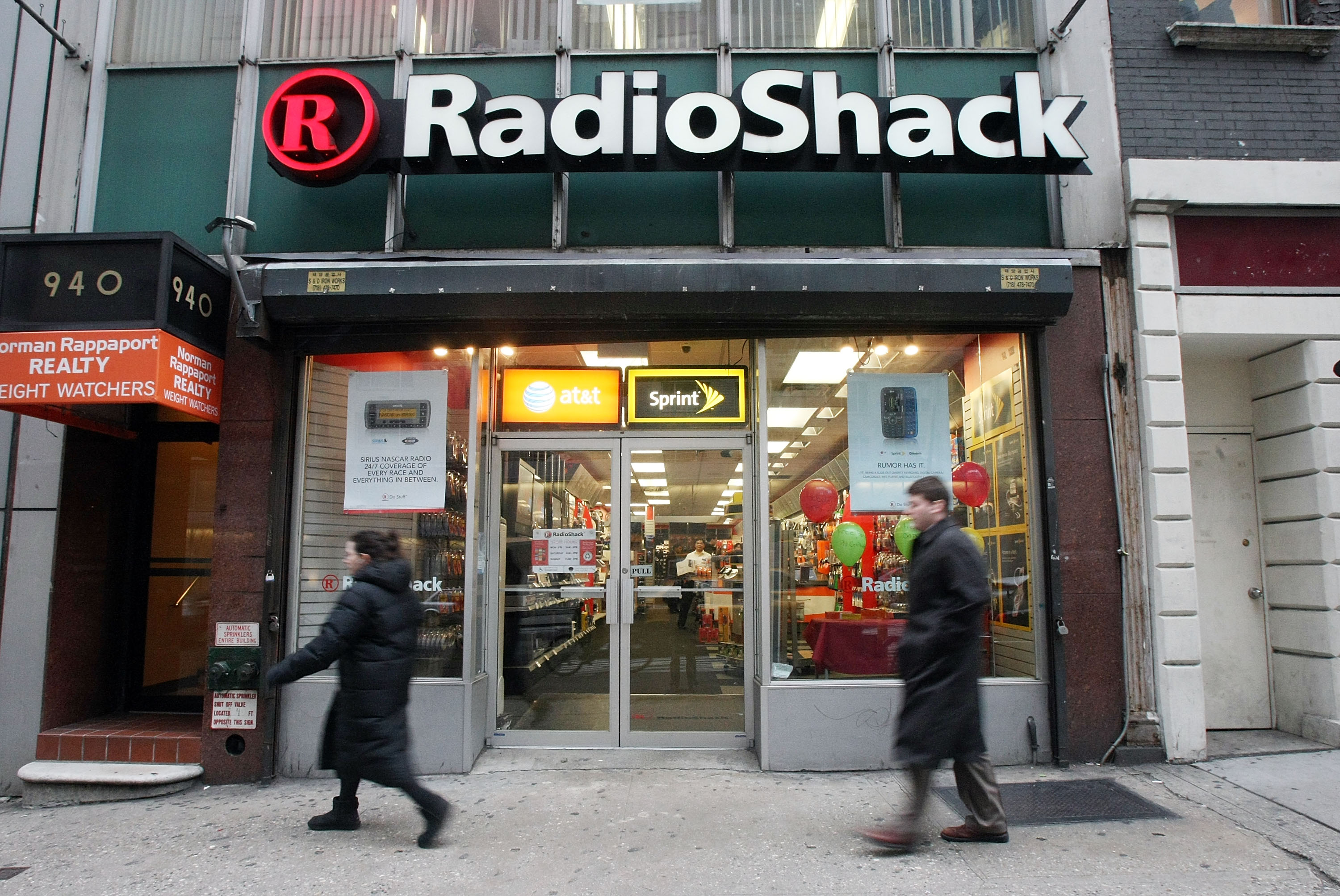 Radioshack Posts 19.5 Percent Increase In Fourth Quarter Profit