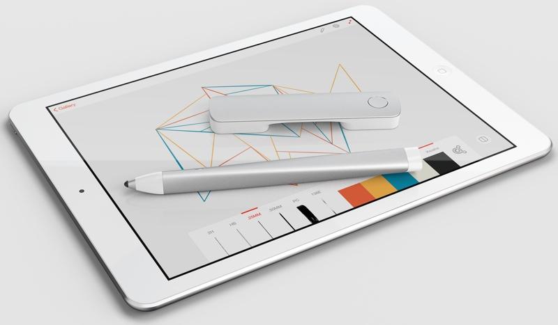 Adobe Ink and Slide
