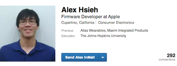 Alex Linkedin