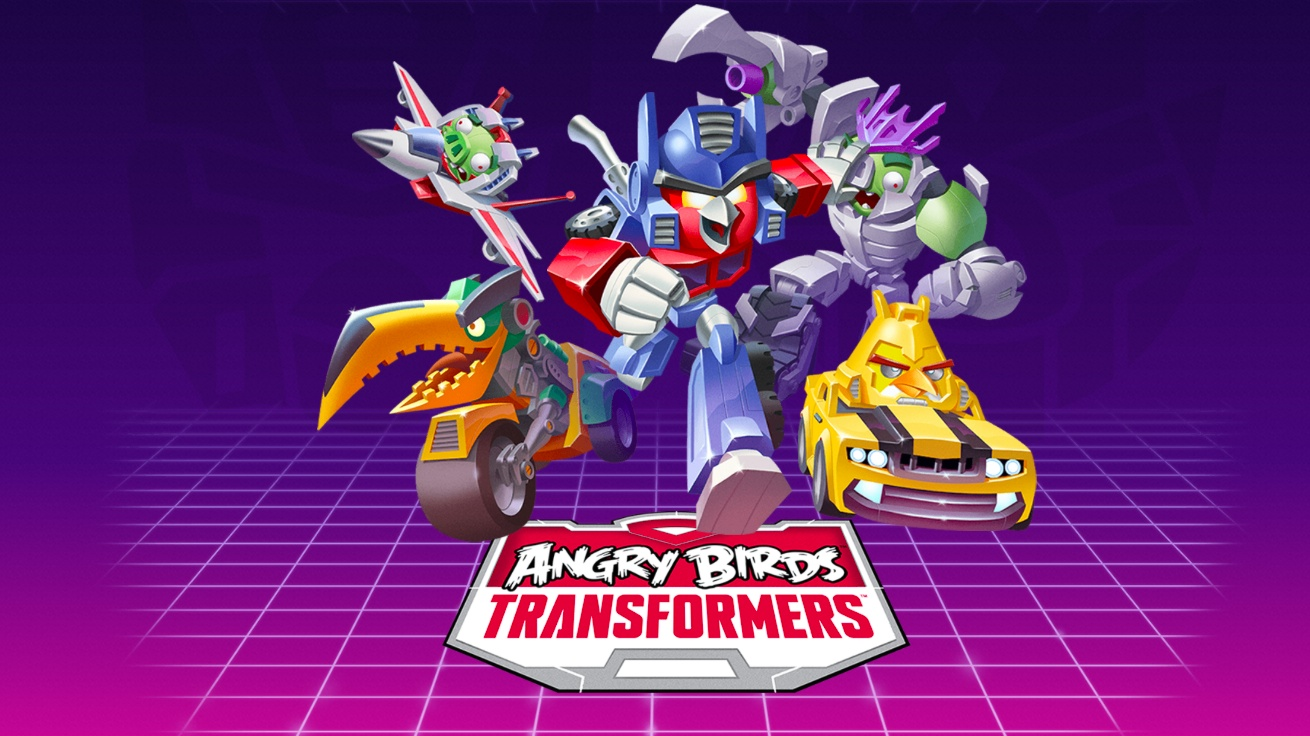 Angry Birds Transformers (teaser 001)