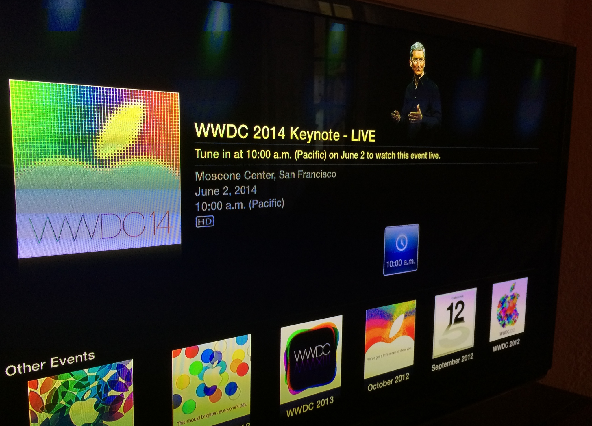 Apple event (June 2014, Apple TV 002)