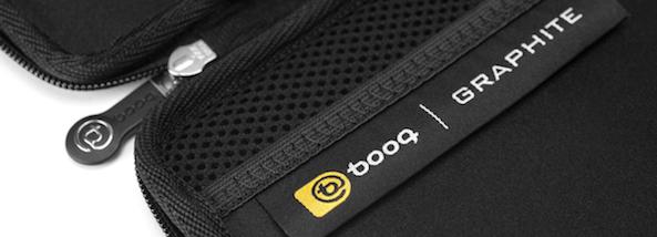 Booq Viper hardcase 7 zipper