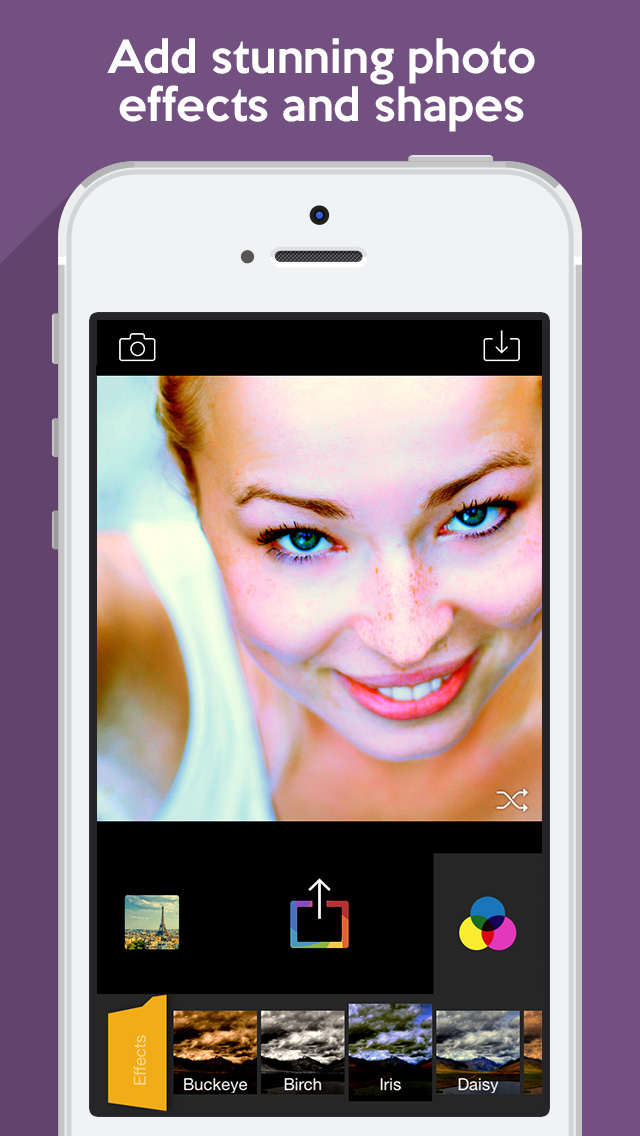 Camera Fx8 Free 1.0 for iOS (iPhone screenshot 003)