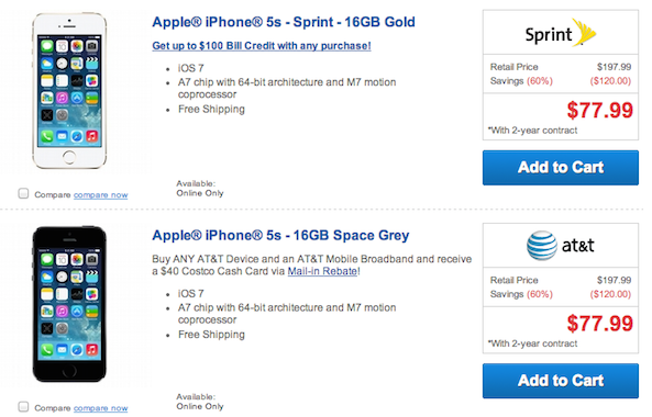 Costco iPhone iPad 2014