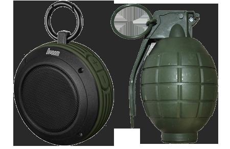 Divoon Grenade Speaker