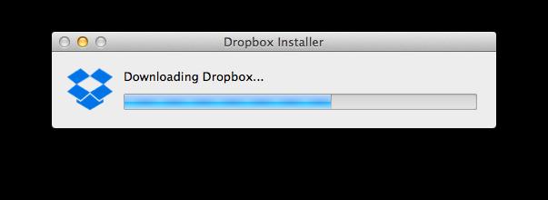 Dropbox for Mac (Installer 002)