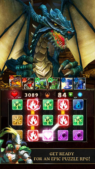 Dungeon Gems 1.0 for iOS (iPhone screenshot 001)