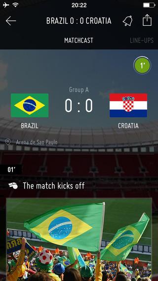 FIFA 2.0 for iOS (iPhone screenshot 003)
