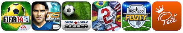 FIFA Soccer Games