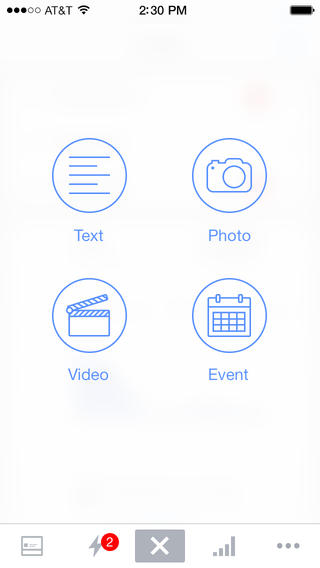 Facebook Pages Manager 4.0 for iOS (iPhone screenshot 005)