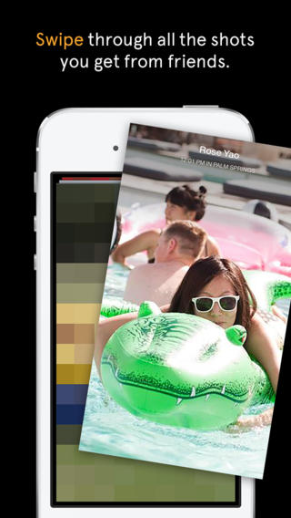 Facebook Slingshot 1.0 for iOS (iPhone screenshot 003)